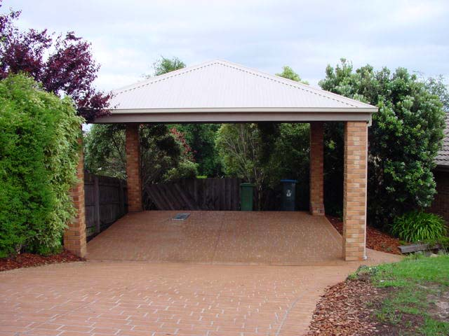 How to build attached carport plans free pdf plans for Free standing carport plans