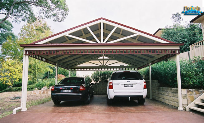 Woodwork free standing carport designs pdf plans for Free standing carport plans
